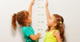 wie groß wird das eigene Kind werden?