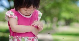 Was hilft Kindern bei Mückenstichen