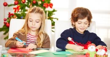 Weihnachtsbasteln Kinder